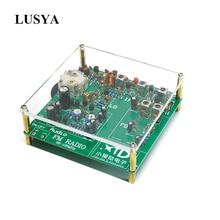 Lusya w pełni oddzielna płyta radiowa FM częstotliwość cyfrowa modulacja płyta radiowa DIY Radio FM T0833