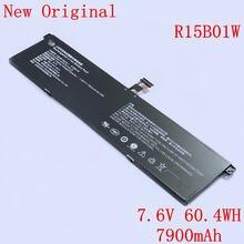 Новый оригинальный литий ионный аккумулятор для ноутбука r15b01w