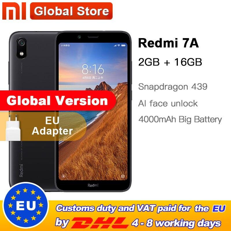 Global Version Xiaomi Redmi 7A 16GB 2GB 5.45
