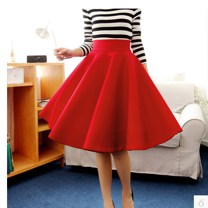 New Style 48cm X-long Spring And Summer Skirt Sun Dress Skirt Short Skirt Tutu Skirt