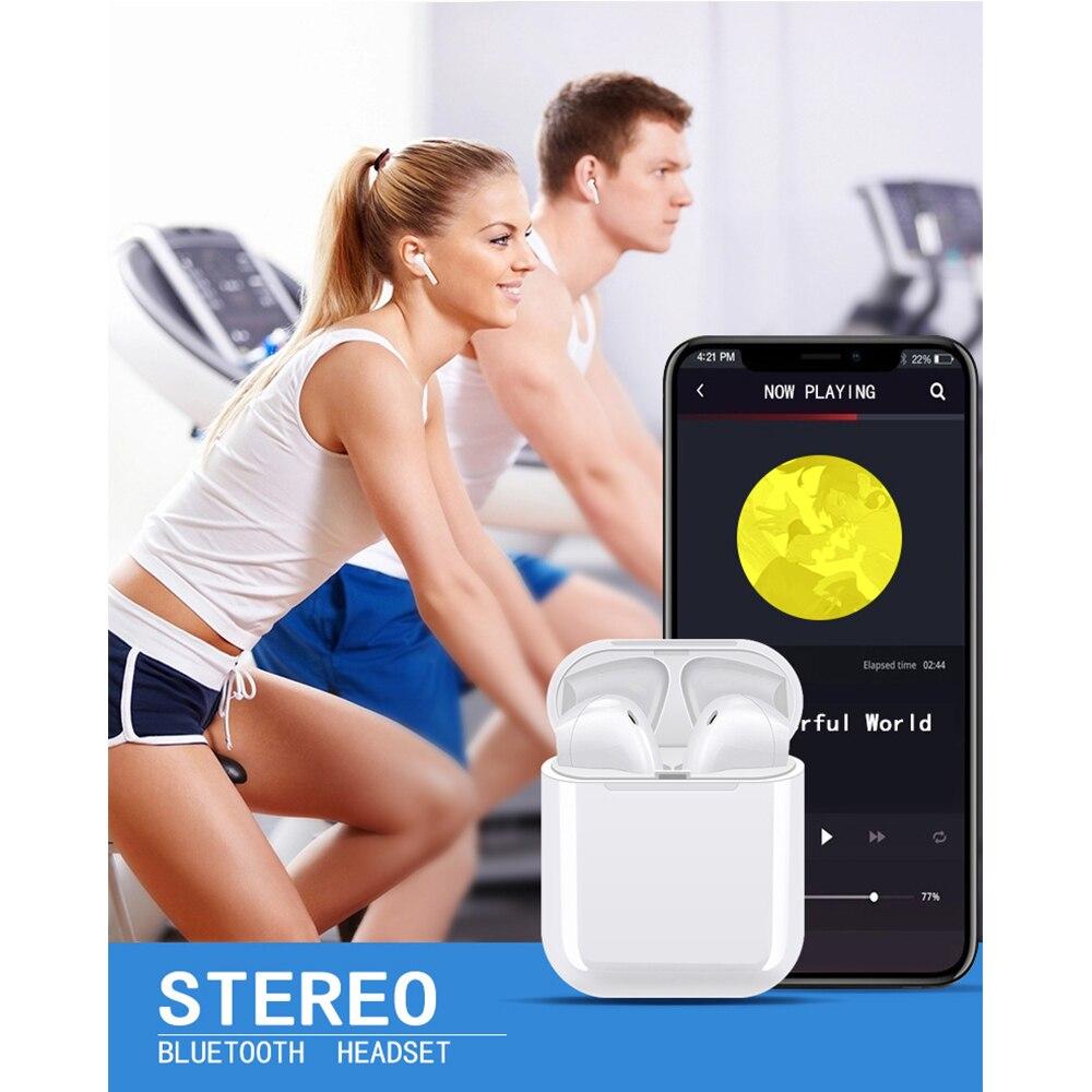 i9S TWS Bluetooth Earphone Wireless Earbud Headset 2