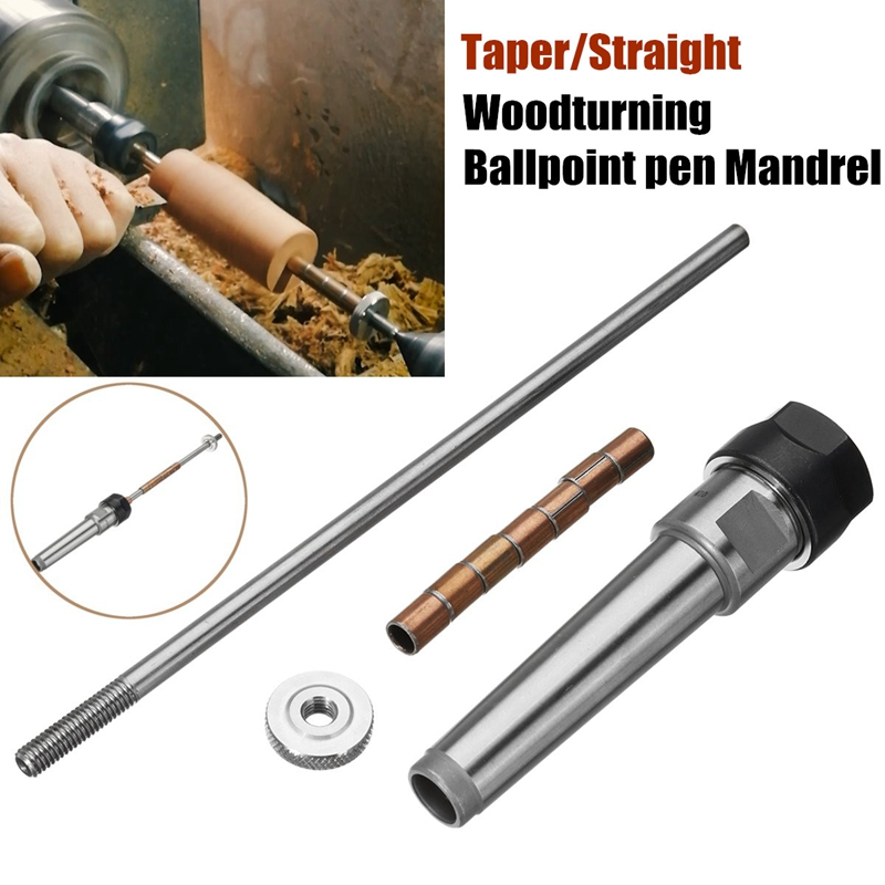 Rotary 39 S Top Lathe Machine Revolving Centre Wood Turning Ballpoint Pen Mandrel in Lathe from Tools