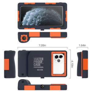 Image 4 - Professional ดำน้ำสำหรับ Samsung หมายเหตุ 10 PLUS 8 9 15 เมตรความลึกสำหรับ Galaxy S10e S8 s9 PLUS S6 Capa