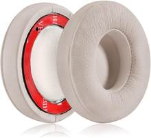 Solo 2.0/3.0 Replacement Earpads, Memory Foam Ear Cushion Cover for Beats Solo 2.0/3.0 Wireless On Ear Headphones ONLY