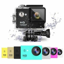 High Quality SJ4000 Portable Waterproof Sports Camera HD DV Car Action Video Record Camcorder