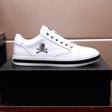 Men's Shoes Star-Bags PP Spring Autumn Original New Logo And Business Skull Breathable