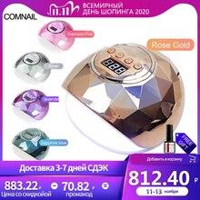 SUNONE Lámpara LED UV profesional para esmalte de uñas, luz led para uñas, 48W