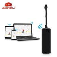 Mini gps tracker carro rastreador gps recarregável à prova dip65 água ip65 bateria em tempo real trilha choque alarme localizador google maps aplicativo gratuito