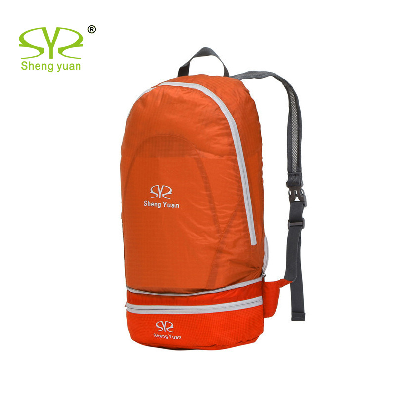 ShengYuan Outdoor Multi-functional Folding Wallet Anti-Spillage Mountaineering Bag Camping Backpack Outdoor Sports Backpack