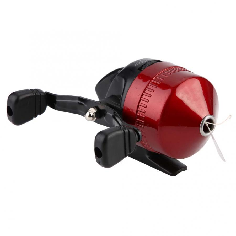 Fishing Reel Slingshot Hunting Dart for And Equipment Outdoor-Wheel Closed-Shooting Durable title=