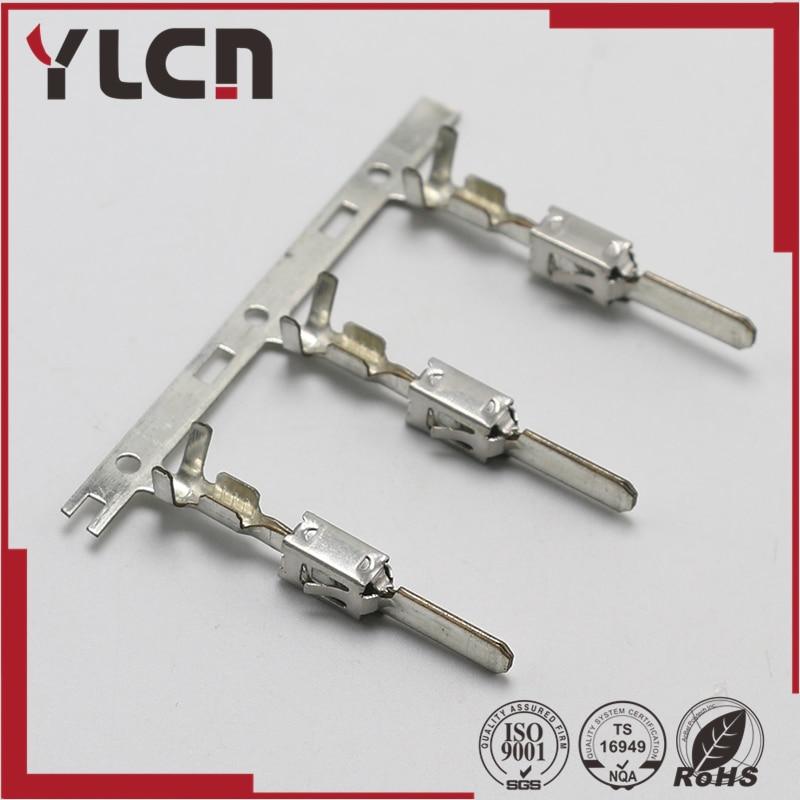 Бесплатная доставка, обжимная Клемма для проводов серии 2,8, автоматическая электрическая клемма для проводов 962843-1/964298-1