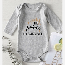 New Born Baby Items Jumpsuit for Newborn Winter Boy Clothes Long Sleeve Rompers Printing