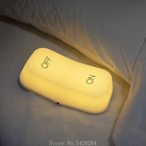 Image 3 - Xiaomi Creative Sensor ON OFF สวิทช์แรงโน้มถ่วงห้องนอนโต๊ะโคมไฟ LED Light Night USB ชาร์จของขวัญ