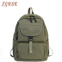 Women Nylon Back Pack Bagpack Teenage Girl Backpacks Female Large Capacity Bag Fashion School