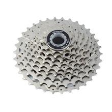 MTB Bicycle Cassette 9 speed 11-34T mountain bike flywheel 9s 9v cassette Part