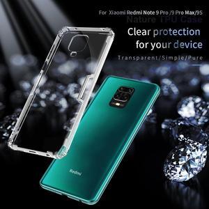 Image 2 - Xiaomi Mi Note 10 Lite Mi 9T Poco X3 NFC X2 F2 Pro 케이스 Nillkin 0.6mm 얇은 Tpu 케이스 Redmi Note 9s 9 Pro Max 8 8T K30 K20