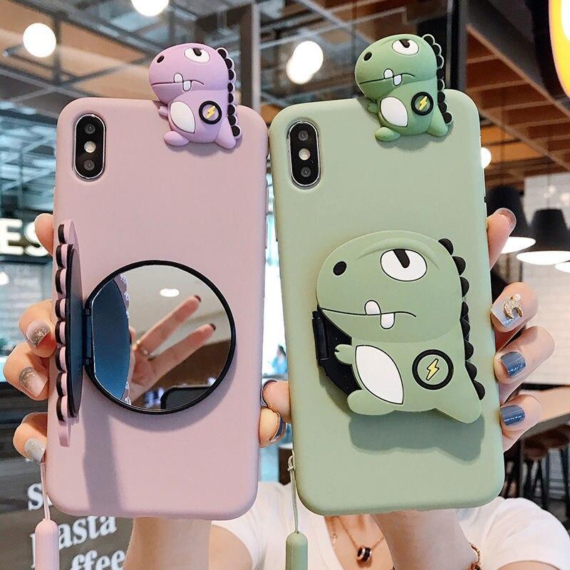 Зеркальный чехол для телефона Samsung Galaxy A50 A51 A71 A70 A10 A01 A20 A30S A21S A31 A41 M21 M51 M31S