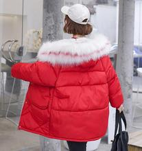 Fashion Maternity Winter Coat 2019 Solid Thicken Clothes For Pregnant Women Fashion Down Cotton Wadded Coat Women Parkas Coat