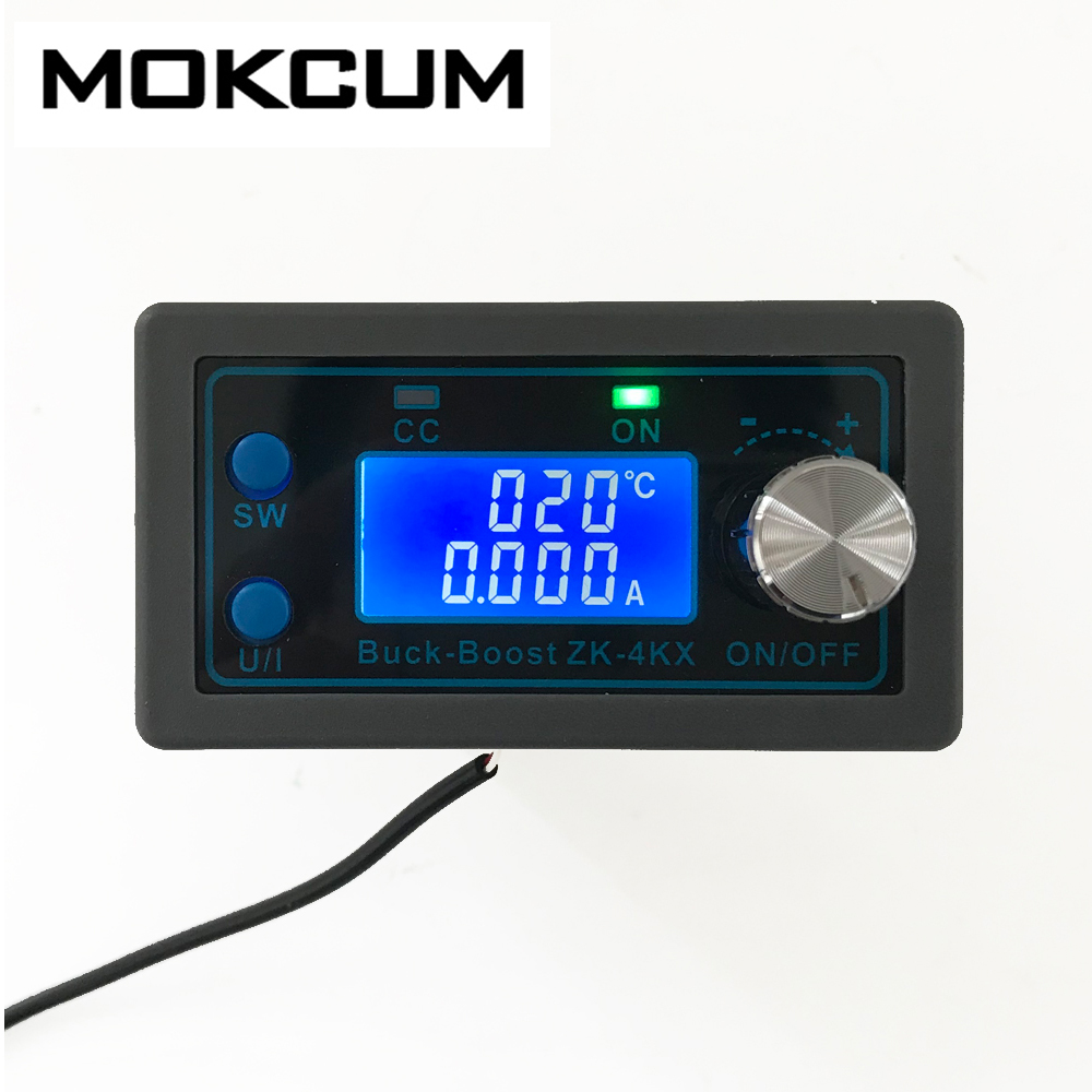 Solar Charging Adjustable Step-up and Down Power Supply Module Boost Buck