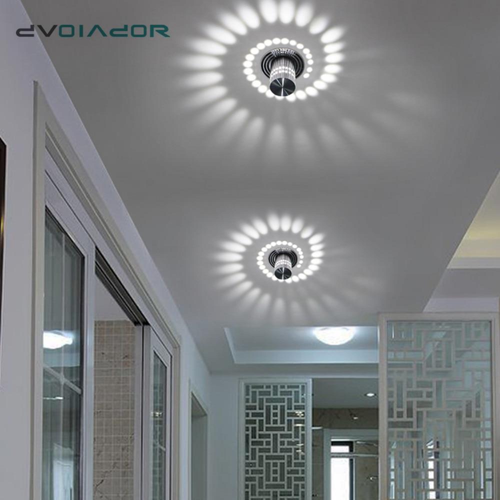 LED Downlight Decke Oberfläche Montieren LED Licht Moderne KTV Bar Party Licht RGB Spot licht für Flur Wohnzimmer Licht leuchte