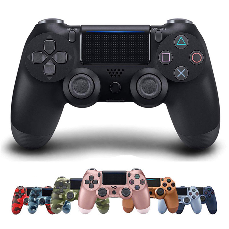 Беспроводной Bluetooth-джойстик для PS4, контроллер подходит для консоли ps4, для Playstation Dualshock 4, геймпад для консоли PS4