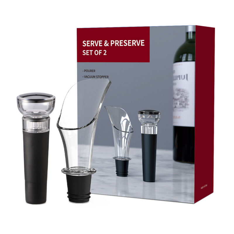Rechargeable Electric Wine Bottle Opener Corkscrew Foil Cutter Set Automatic Bottle Opener for Red Wine Kitchen Tool Can Opener