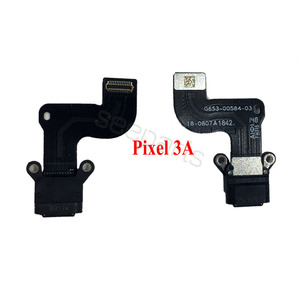 Image 3 - For Google Pixel 3A XL Charging Connector Charger Port Dock Plug Connector Board For Google Pixel 3A Charging Port Flex Cable