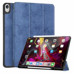 Funda para iPad Pro 12,9 3rd 2018 modelo de liberación A2014 A1895 A1876 portalápices, cubierta inteligente delgada soporte Auto Sleep/Wake Case