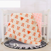 Cotton 120x100cm Baby Children's  Duvet Cover Cartoon Duvet Covers Student Dormitory Quilt Cover Can Be Custom Size Quilt Cover