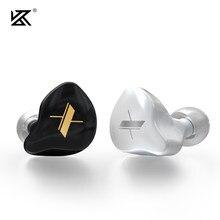 KZ EDX 1 Dynamic In Ear Earphone HIFI DJ Monitor Earphones Earbud Sport Noise Cancelling Headset For kz zsn pro/zsn zsx