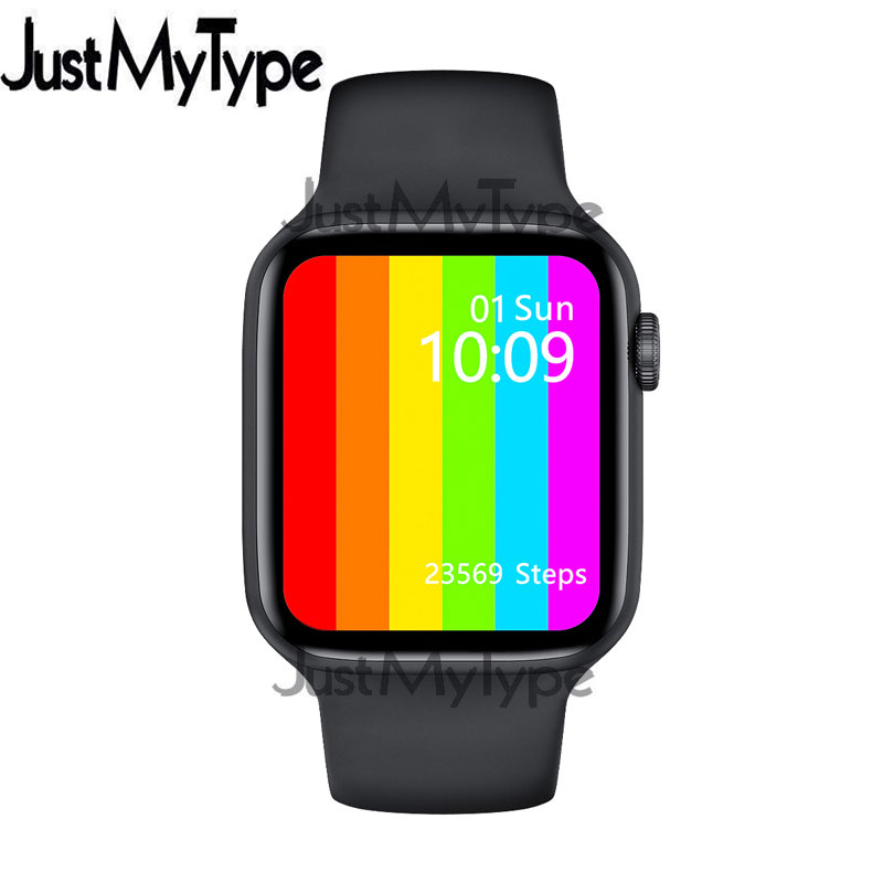 2020 <font><b>Smartwatch</b></font> <font><b>IWO</b></font> W26 <font><b>44mm</b></font> Watch 6 Smart Watch ECG Heart Rate Monitor Temperature IP68 Waterproof better than <font><b>IWO</b></font> <font><b>8</b></font> 11 13 image