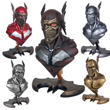 23 CM Batman Action Figure The Red Death PVC Model Toys Dark Knights Batman Statue Collection Toy