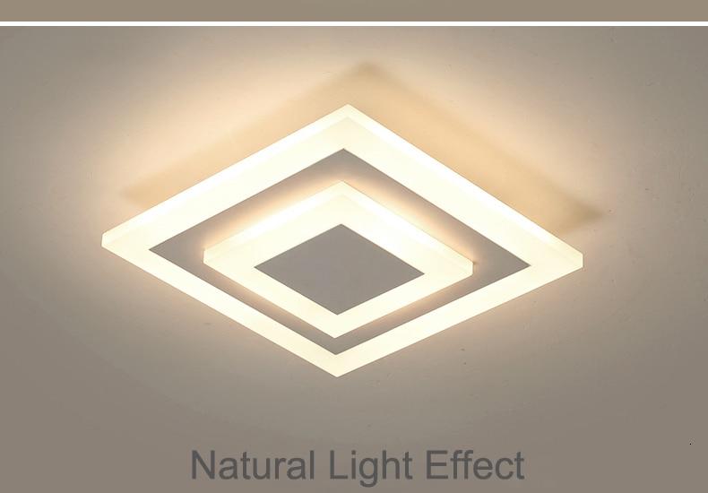 Haa2e1848431c48829a7262ab62a97473G Modern ceiling lights 12w for hallway balcony corridor Coffe white light lamps bedroom luminaria teto acrylic lamparas de techo