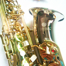 Eb-Saxophone Jupiter Mouthpiec Professional-Instruments Alto with Case Gloves Reeds JAS-1100SG