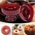 1 шт. DIY инструмент для приготовления теста, пончики, форма для приготовления еды, пластиковые пончики, резак для приготовления помадки, Деко...