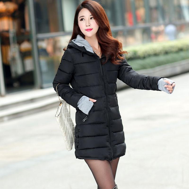 URSPORTTECH Ultra Light Long Down Jacket Women Winter Oversize Coat Autumn Warm Puffer Jacket Women Lady Down Jacket Parka Long