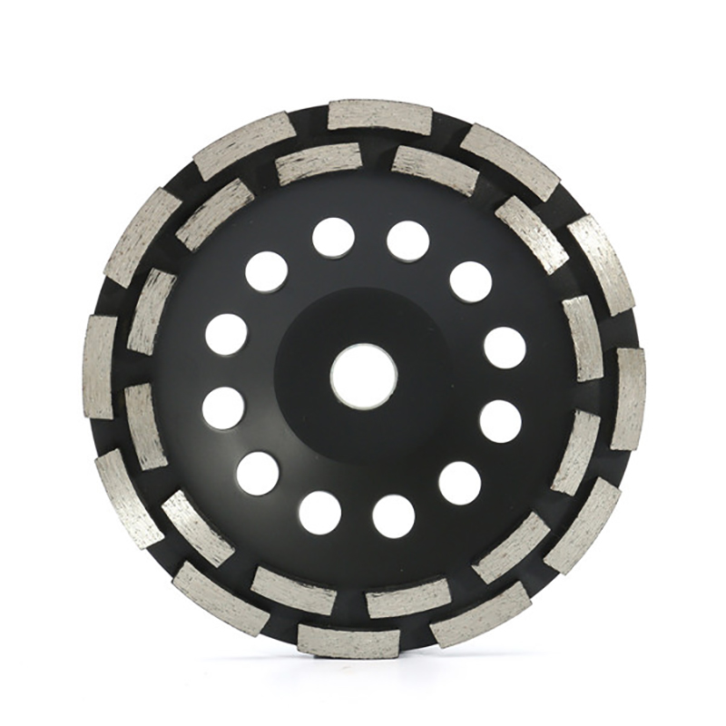 180 Mm Diamond Grinding Disc Abrasives Concrete Tool Consumables Wheel Metalworking Cutting Masonry Wheel Cup Saw Blade