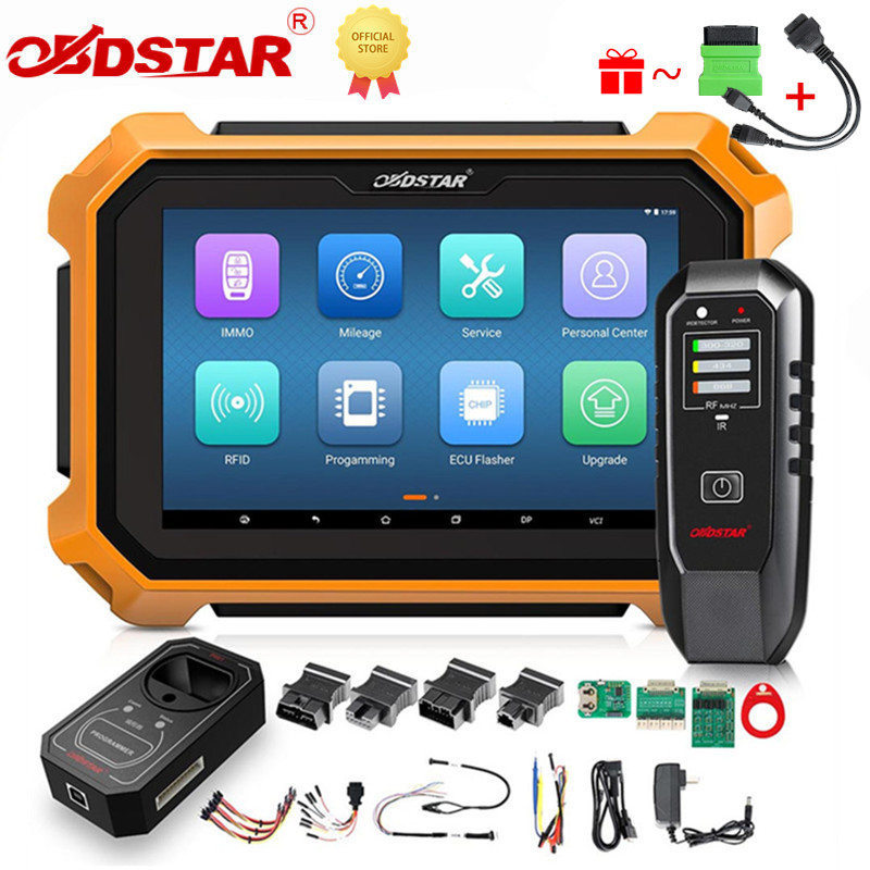OBDSTAR X300 DP PLUS X300DP Full Version Support ECU Programming and for Toyota Smart Key With P001