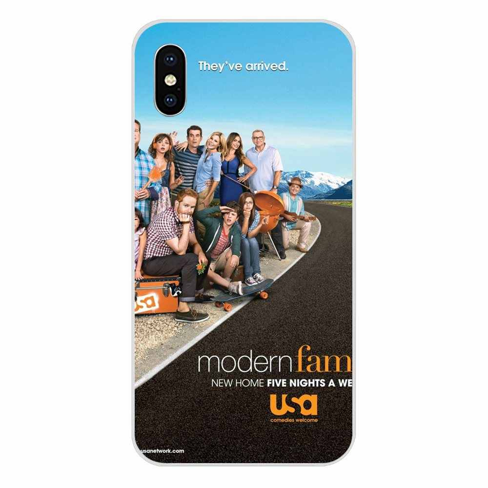 Novo Para Xiaomi Redmi Nota 2 3 3S 4 4A 4X5 5A 6 6A Pro Além de Filme tv Show Cartaz Da Família Moderna