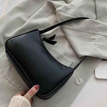 Alça bolsa feminina retro bolsa de ombro de couro do plutônio totes axilas vintage alça superior bolsa feminina pequenos sacos sucanillary embreagem