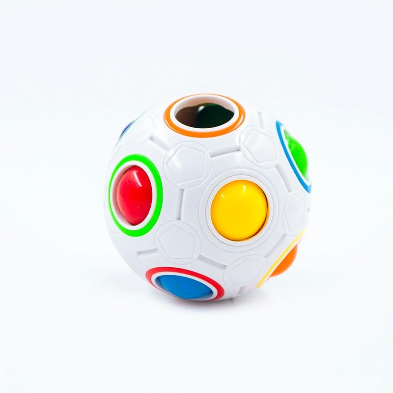 Magic Rainbow Ball Puzzle