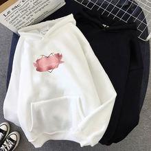 Женские пуловеры размера плюс толстовки с длинным рукавом осенне