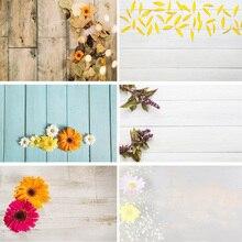 Vinyl Custom Photography Backdrops Prop Wooden Planks Theme Photography Background  191106DF-04 цена 2017