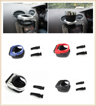 Car air conditioning vent drink stand water bottle cup holder bracket For Mercedes Benz W203 W210 W211 W204 A C E S CLS CLK image