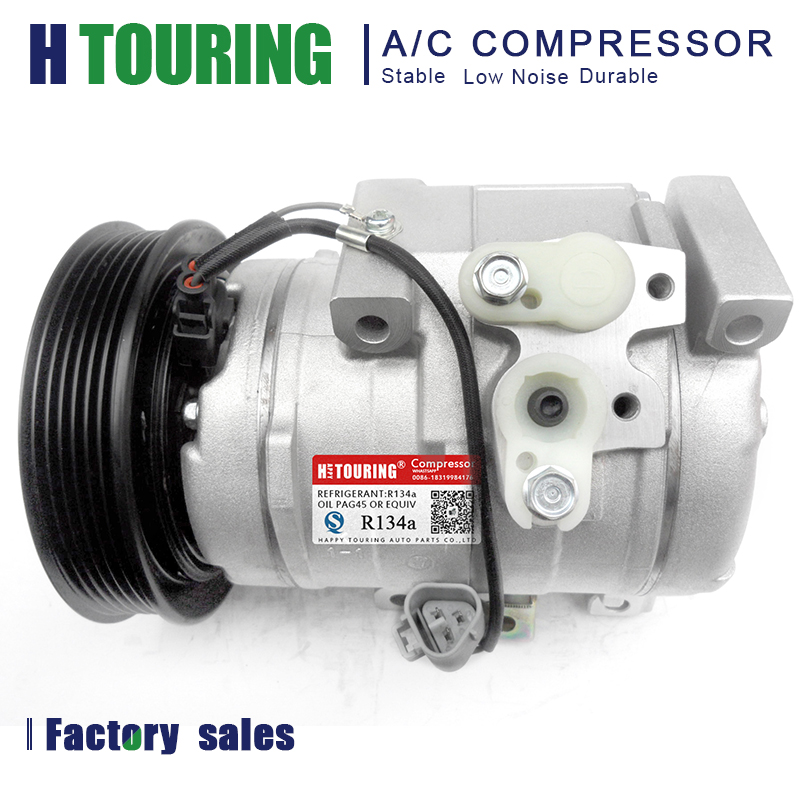 A//C Compressor w//Clutch for Toyota Avalon 2005-2009 /& Camry 2007-2009 NEW