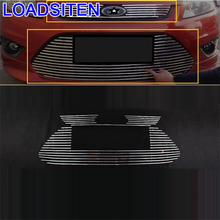 Upgraded Mouldings Styling Protector Decoration Modification Exterior Car Accessories Racing Grills FOR Ford Focus