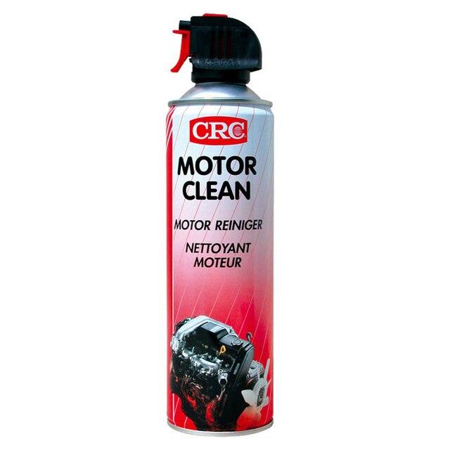 для CRC Очиститель двигателя (поверх.)  500мл.(уп.1шт.) аэроз. (MOTOR CLEAN) 30493