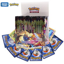 324Pcs/Box Pokemon Cards TCG:Sword&Shield Sun&Moon Evolutions English Trading Card Game Booster Box Collectible Kid Toys Gift