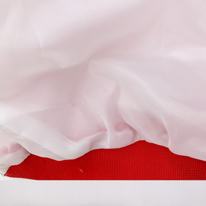 Image 4 - Casaco de cachorro para cães pequenos casaco de monograma vermelho para bulldog francês traje pug casaco pc1042