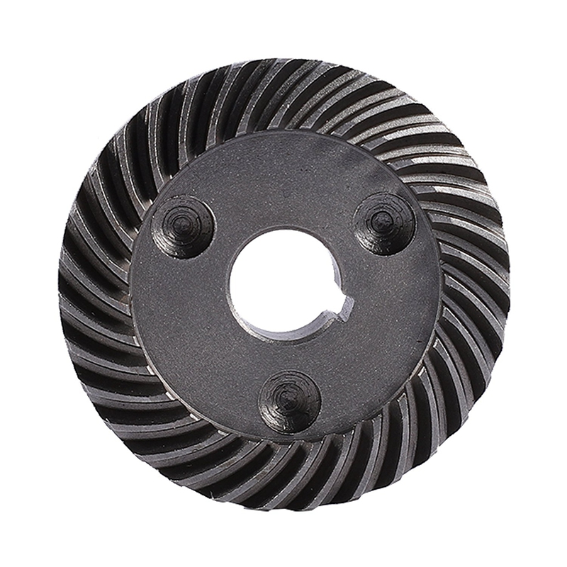 Replacement Grinding Arc-toothed Bevel Pinion Ring Gear Set Metal Gear Promotion